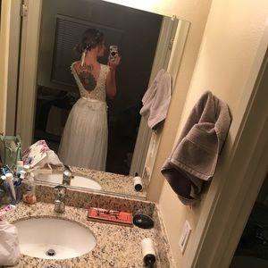 Prom/wedding dress